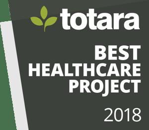 Totara Awards Badges_2018_Best Healthcare project (1)