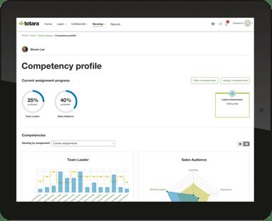 Totara Perform Competency Profile