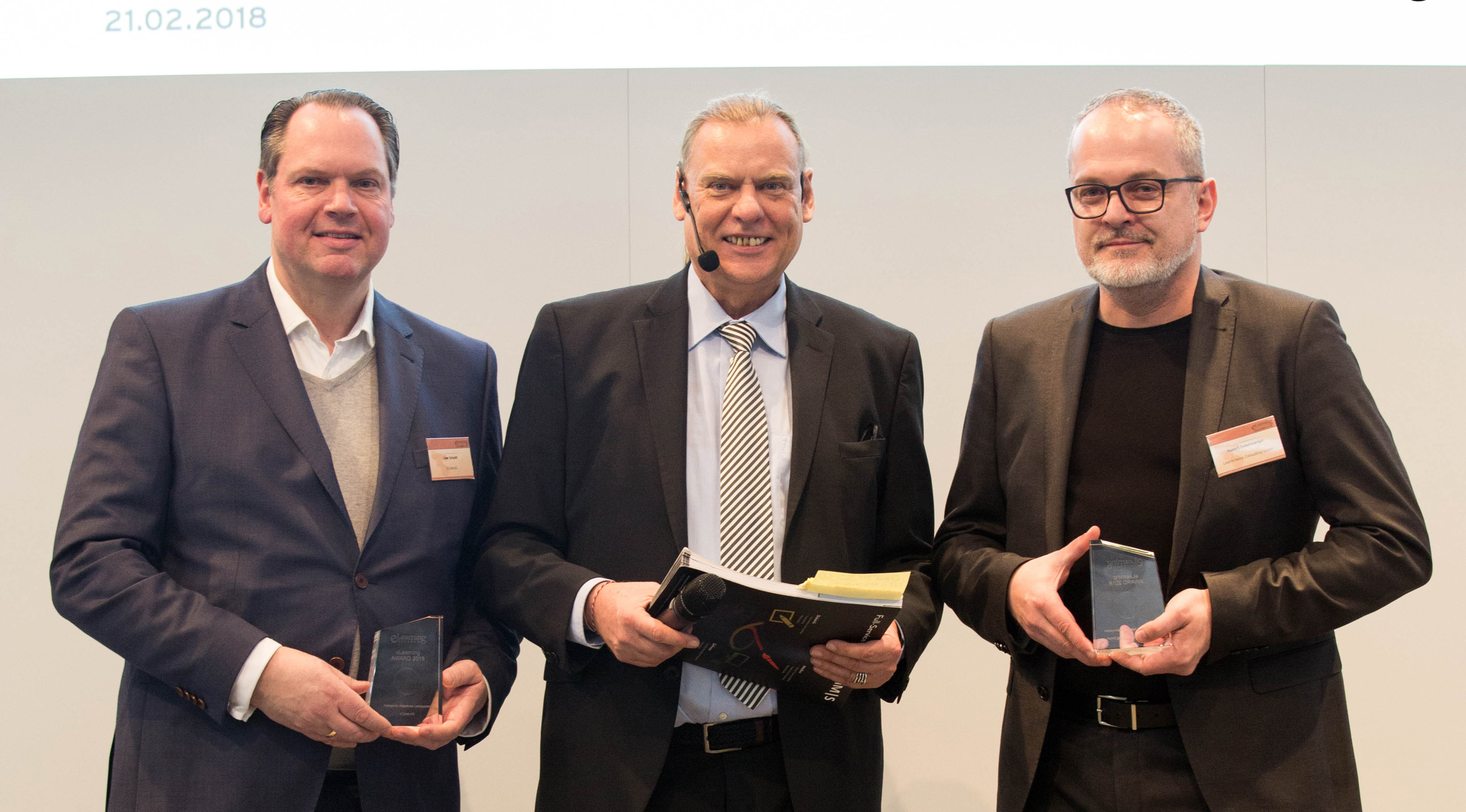 eLearning Journal Award - icunet und LearnChamp